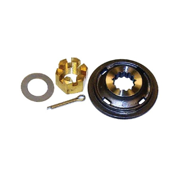Sierra 18 3774 outboard motor propeller nut kit for Aftermarket trolling motor props