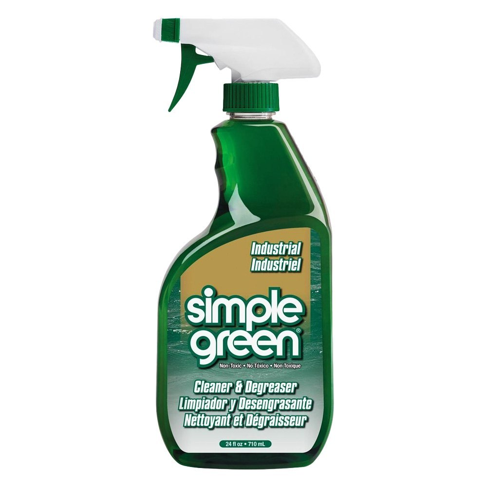 Simple Green All-Purpose Cleaner is the effective, economical and environmentally-sound solution for powerful cleaning and degreasing. The trusted formula is recognized by the U.S. EPA's Safer Choice Program as safer for people, pets, and the environment.