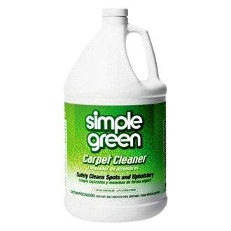 Simple Green® 15128 - 1 Gal. Carpet Cleaner Refill 6 Pcs