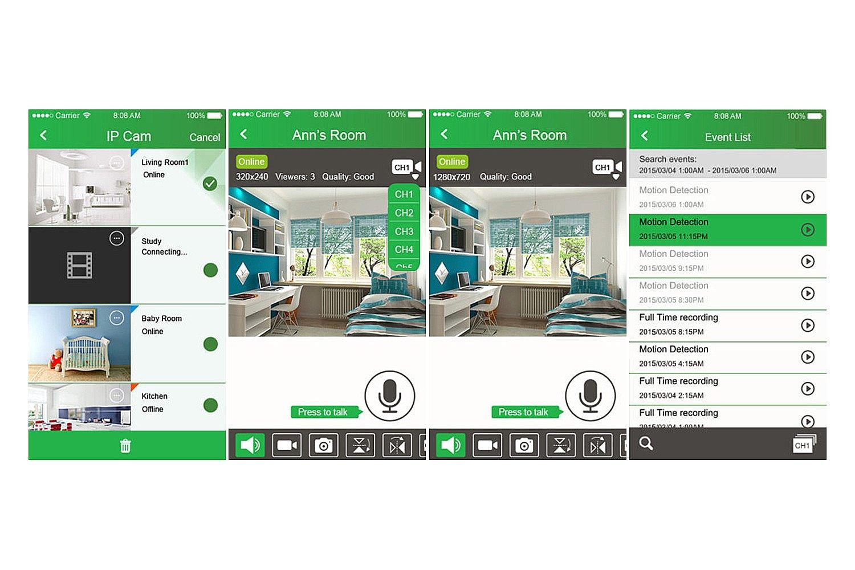 Simple home xcs7 1003 wht smart outdoor white wi fi security camera camerasimple home smart outdoor white wi fi security buycottarizona Gallery