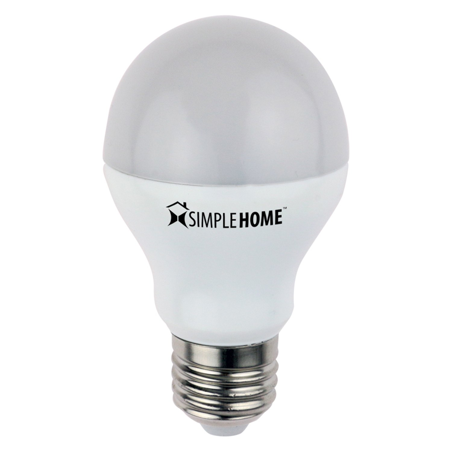 Simple Home® XLB7-1001-WHT - Dimmable Smart White Wi-Fi LED Bulb