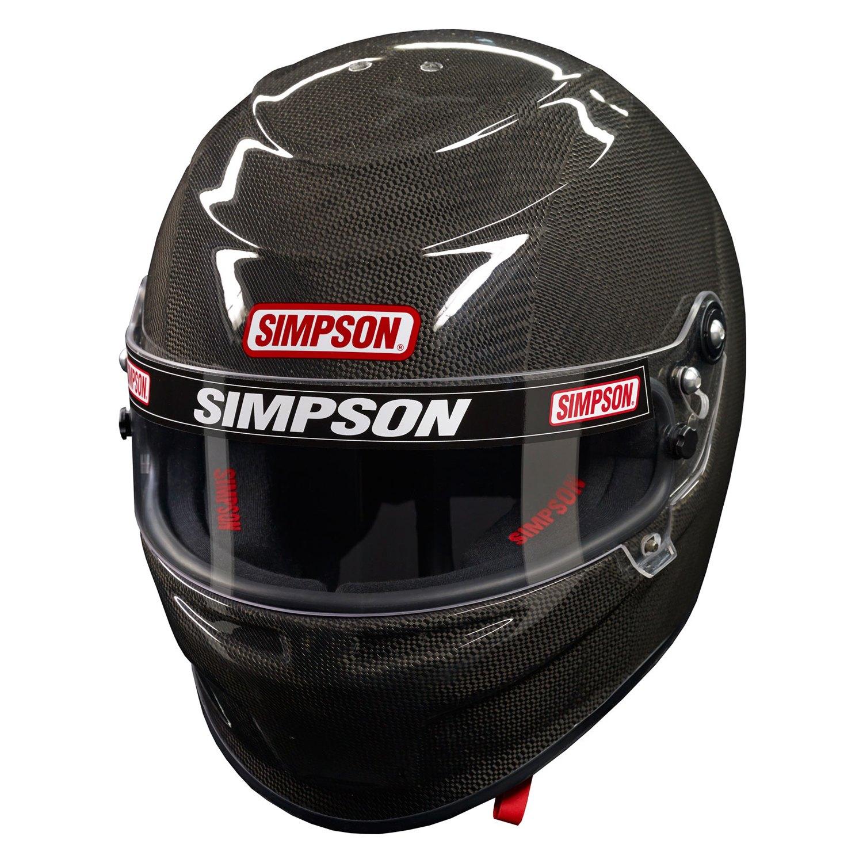 Simpson Racing Helmets >> Simpson 685002c Carbon Venator Racing Helmet M Size