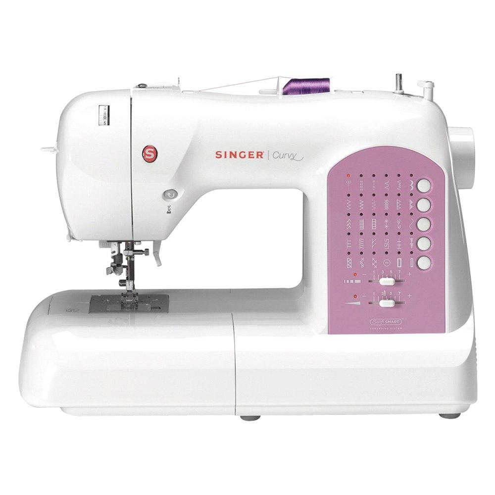 Singer curvy electric sewing machine