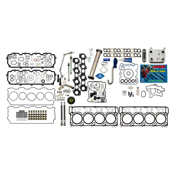 Sinister Diesel® SD-CS-6 0-EGRD-18-UK-05-HU - Complete Solution Kit with  EGR Delete