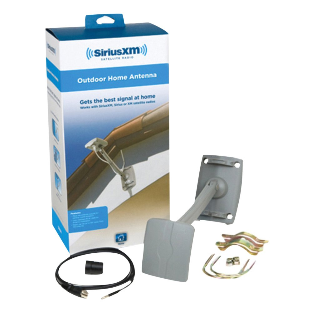 siriusxm sxha1   sirius universal outdoor home antenna