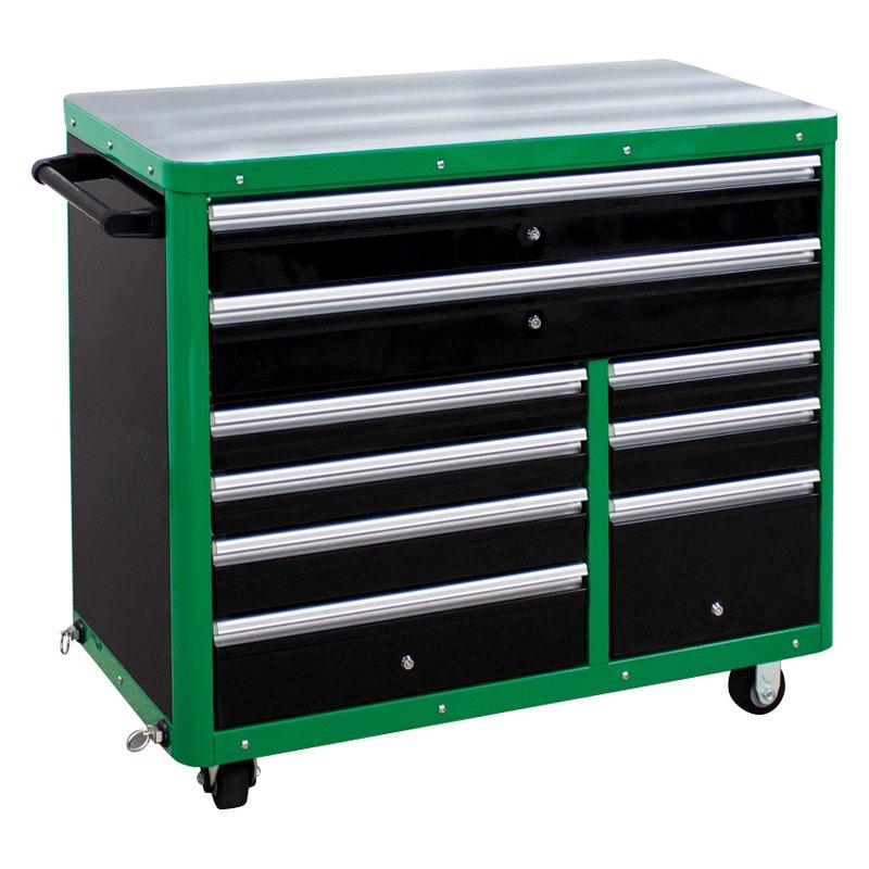 Sk 56561 56 aluminum 9 drawer roller cabinet for Roller sideboard