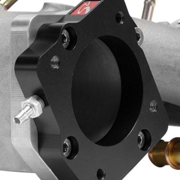 Skunk2 309-05-0005 K2B Throttle Body Adapter Compatible w// RBC Intake Manifolds