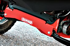 Skyjacker® - Installed Suspension System