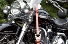 SmartStraps® - Motorcycle Tie Downs