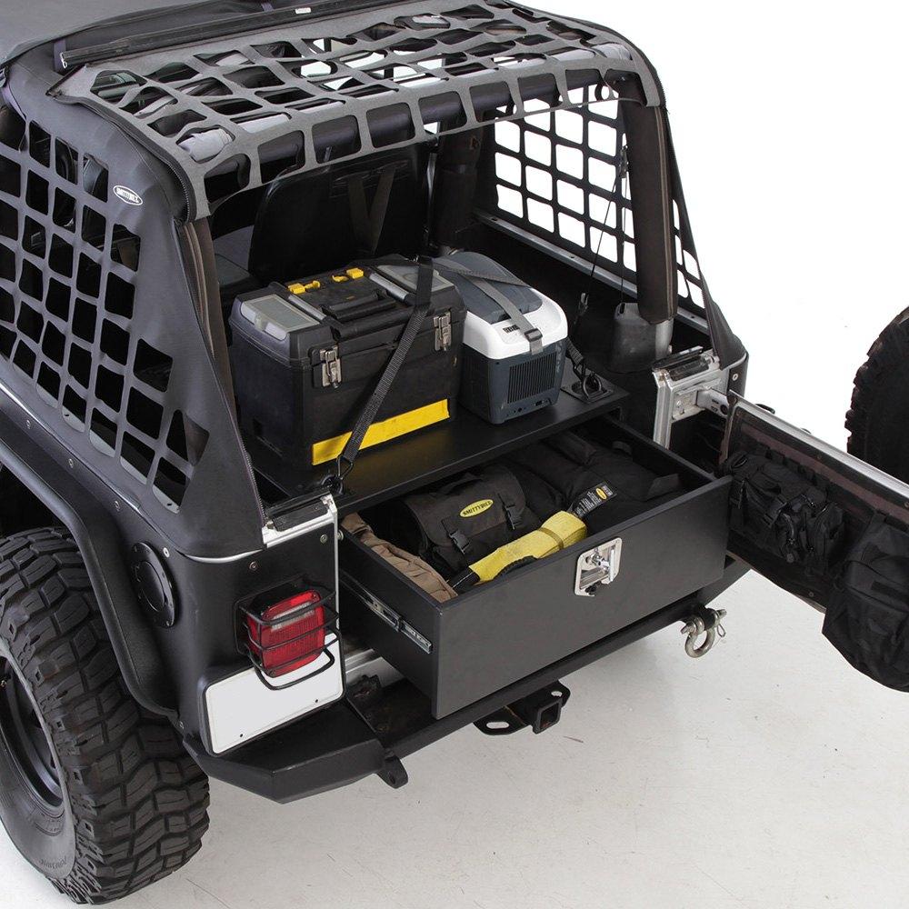Smittybilt 174 2763 Jeep Wrangler 2013 Storage Vault
