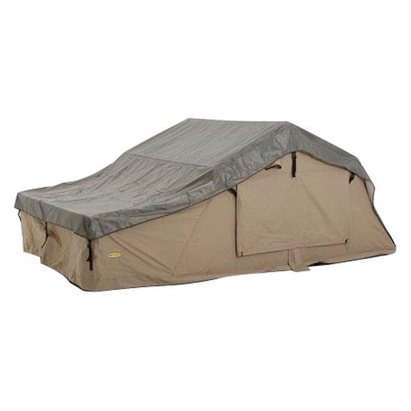 ... TentSmittybilt® - Overlander Coyote Tan XL Roof ...  sc 1 st  CARiD.com & Smittybilt® 2883 - Overlander Coyote Tan XL Roof Tent