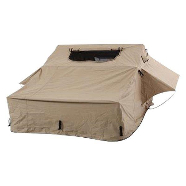 ... Coyote Tan XL Roof TentSmittybilt® - Overlander Roof Tent Lader ExtentionSmittybilt® - Overlander Coyote Tan XL Roof TentSmittybilt® - Overlander Coyote ...  sc 1 st  CARiD.com & Smittybilt® - Overlander Coyote Tan XL Roof Tent