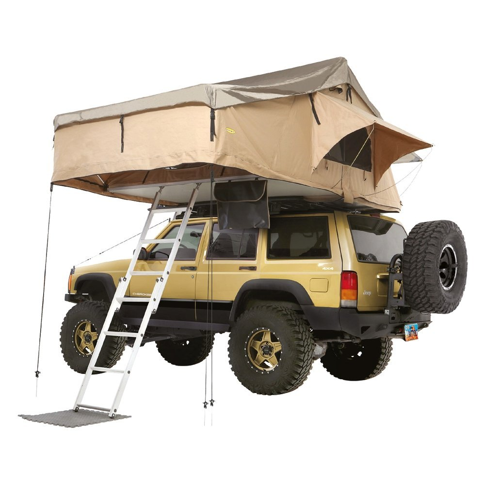 Overlander Coyote Tan XL Roof Tent