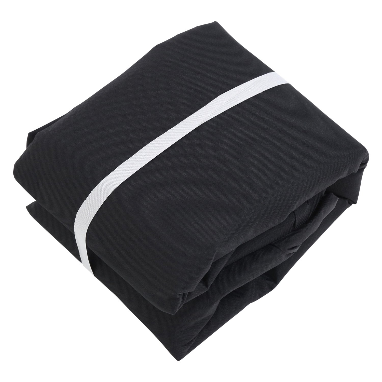 Smittybilt 174 595101 Black Window Storage Bag