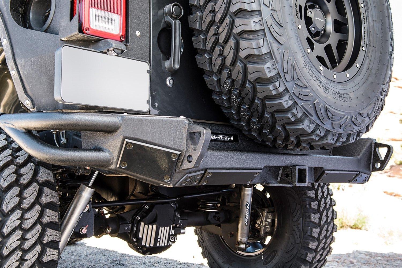 Smittybilt® - Jeep Wrangler 2007-2017 SRC Gen2 Full Width ...
