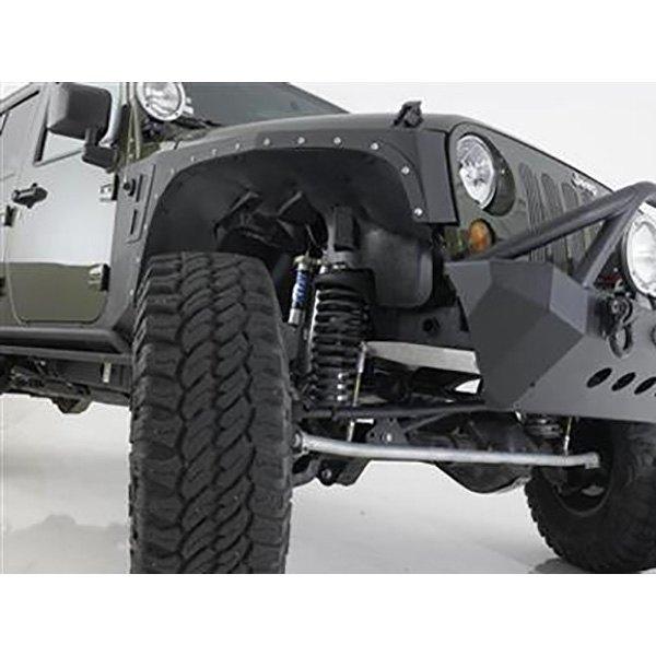 ... XRC Textured Black Front Armor Corner GuardsSmittybilt® - XRC Textured  Black Front Armor Corner GuardsSmittybilt® - XRC Textured Black Front Armor  ...