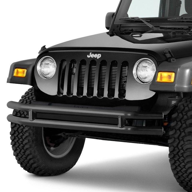 smittybilt jeep tj canadian market wrangler wrangler 1997 full width front tubular bumper. Black Bedroom Furniture Sets. Home Design Ideas
