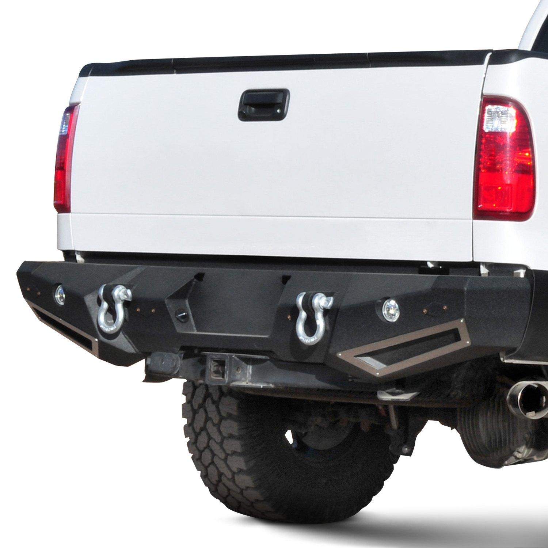 Dodge Ram 3500 Rear Bumper: For Dodge Ram 3500 03-09 Smittybilt 614800 M1 Full Width