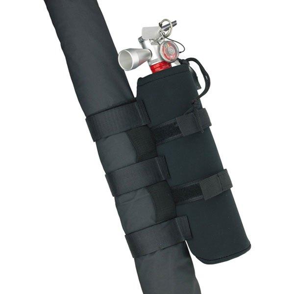 Smittybilt Roll Bar Mount 2.5 lb. Fire Extinguisher Holder ... |Fire Extinguisher Roll Bar Mount
