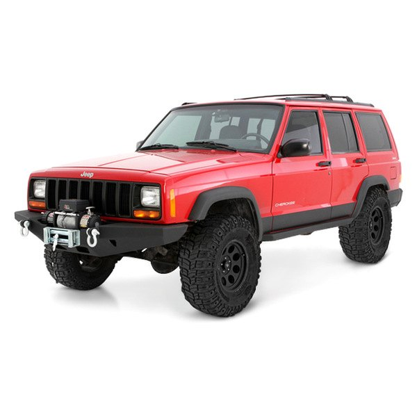 download image jeep cherokee front winch bumper pc android iphone. Cars Review. Best American Auto & Cars Review