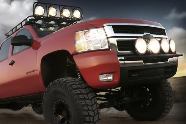 Driving lights and light bars for chevy silverado chevrolet forum driving lights and light bars for chevy silverado chevrolet forum chevy enthusiasts forums aloadofball Images