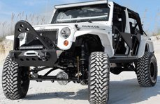 Smittybilt® - Front Bumper with Winch