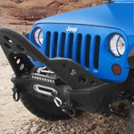 Smittybilt® - SRC Front Stinger on Jeep Wrangler