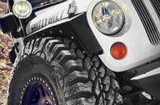Smittybilt® - XRC Front Fenders on Jeep Wrangler