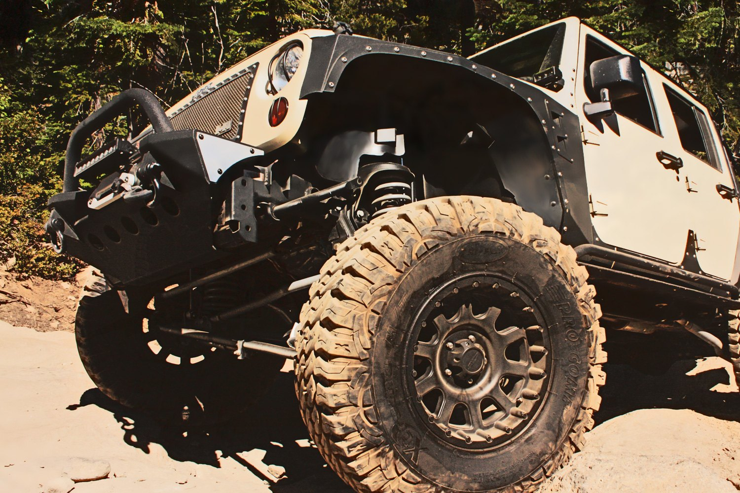 Smittybilt Jeep Accessories Truck Parts Off Road Gear Soft Tops From The Src Front Stinger On Wrangler