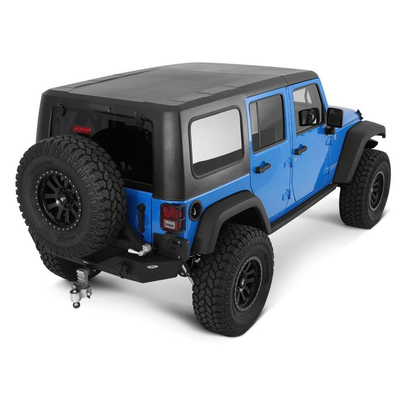 Smittybilt 174 Jeep Wrangler 2007 2014 Hard Top Without