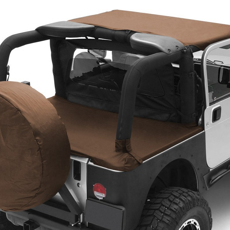 smittybilt jeep wrangler 1992 outback bikini top. Black Bedroom Furniture Sets. Home Design Ideas