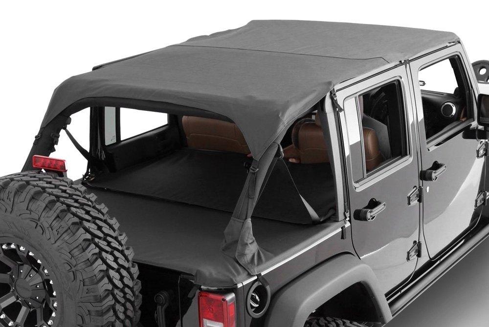 smittybilt jeep wrangler 2010 mesh extended top. Black Bedroom Furniture Sets. Home Design Ideas