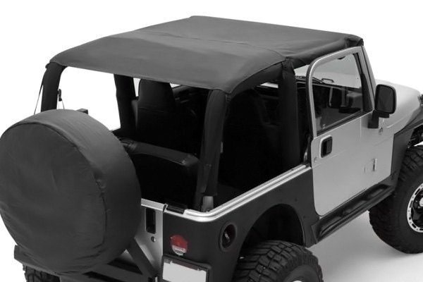smittybilt jeep wrangler 2010 outback extended bikini top. Black Bedroom Furniture Sets. Home Design Ideas