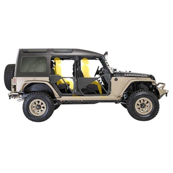 Smittybilt 174 Jeep Wrangler 2007 2017 Safari Hard Top