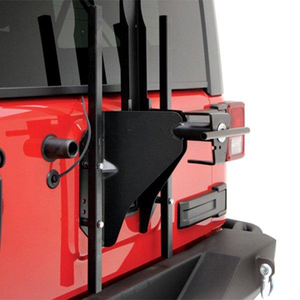 Smittybilt - SRC Oversize Tire Carrier