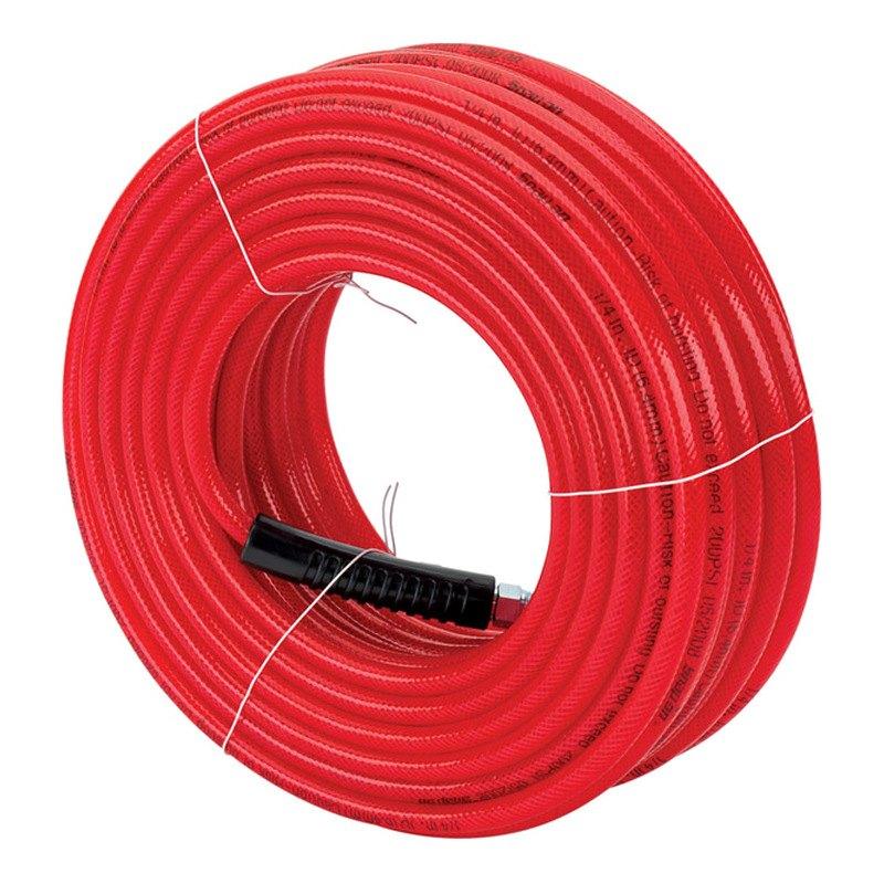 870217 1 4 x 100 polyurethane air hose snap on air tools compressors