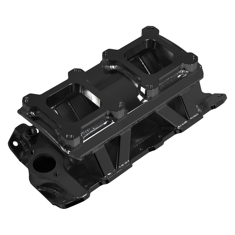 Sheet Metal Black Anodized Carbureted