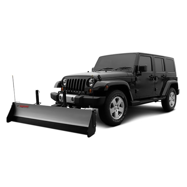 Jeep Snow Plow >> Details About For Jeep Grand Cherokee 93 98 Snowsport 80674 40161 Hd Utility Plow 96 Blade