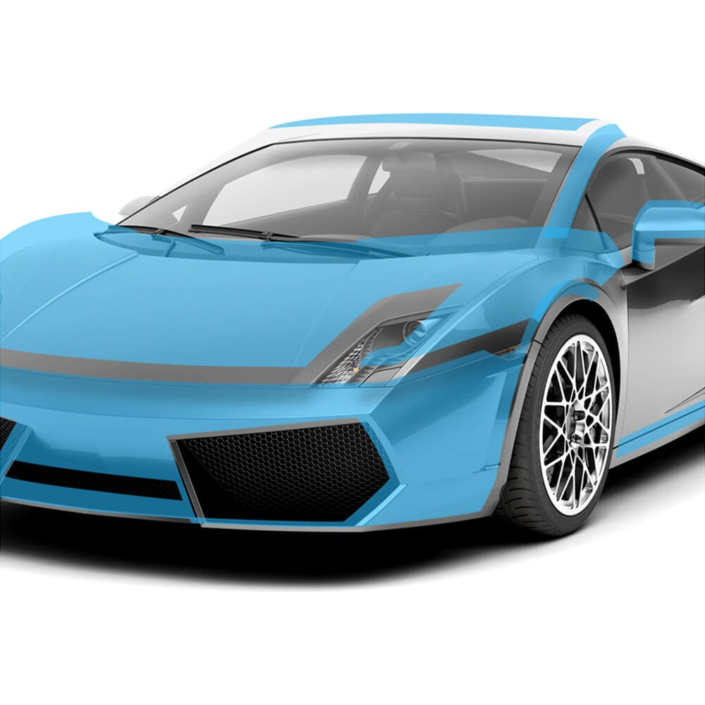 Paint Protection Film >> Solar Gard Clearshield Pro Paint Protection Film