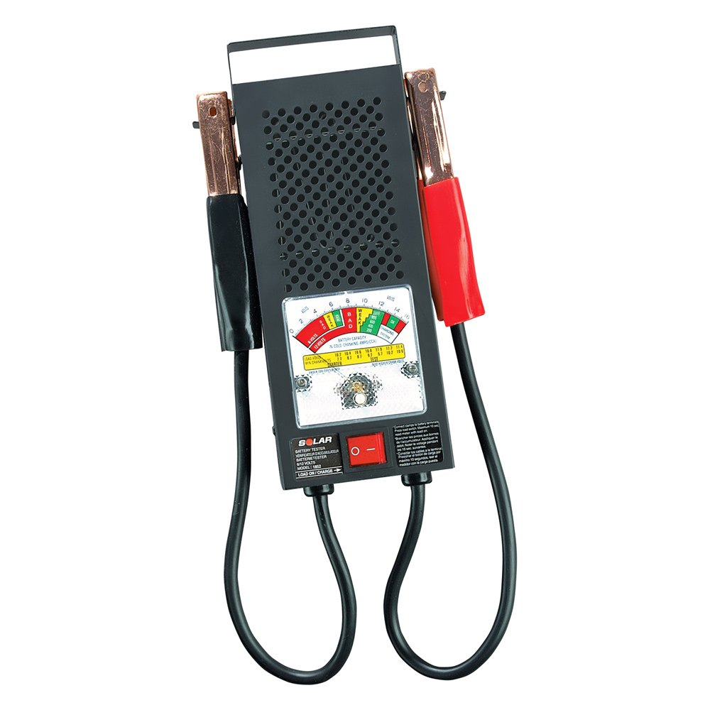 solar 1852 100 amp battery load tester. Black Bedroom Furniture Sets. Home Design Ideas