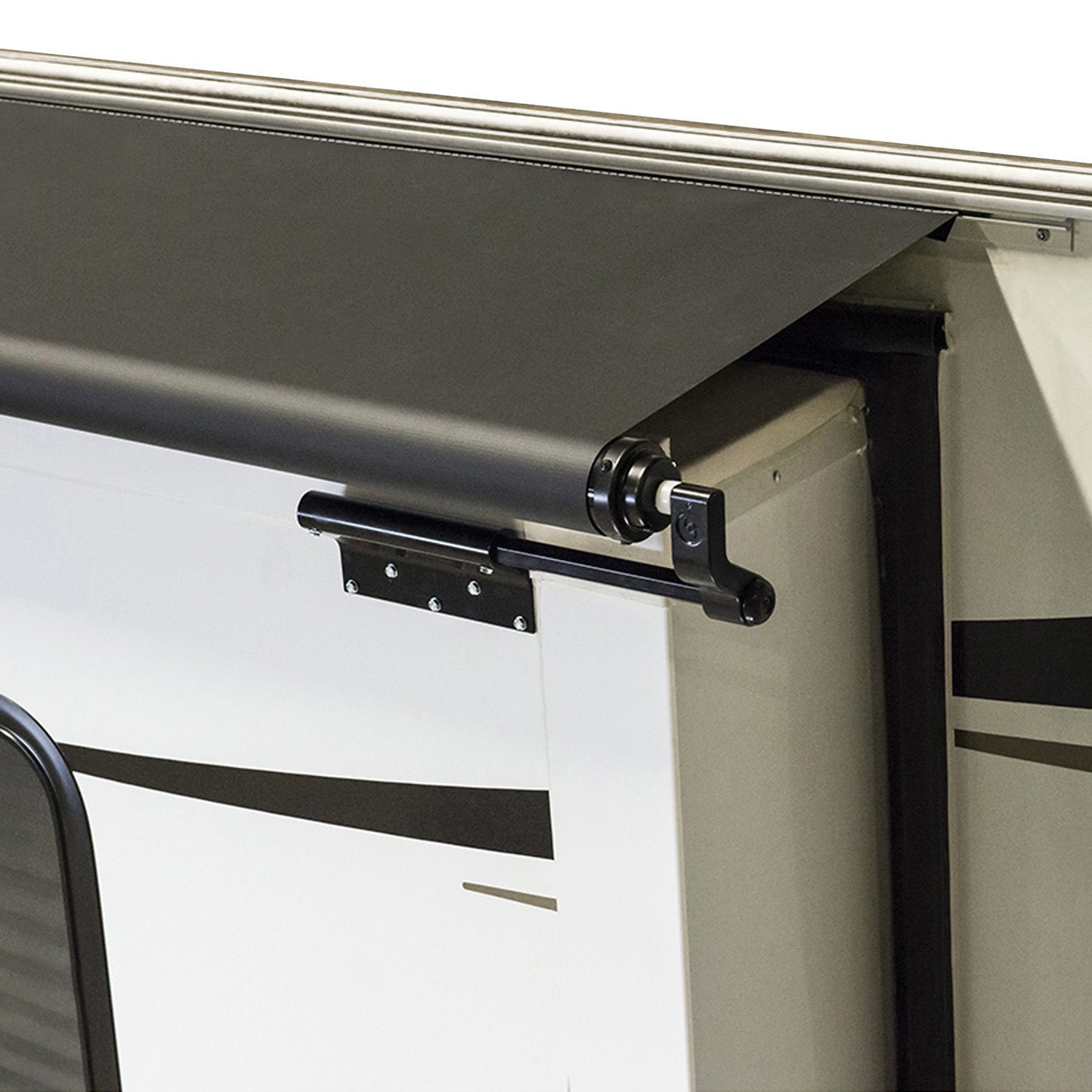 Solera Awnings® V000182037 - Slider™ Automatic 10.5'L ...