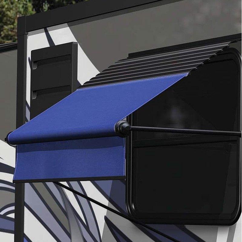 Solera Awnings 174 V000335411 Blue Fade Standard Vinyl