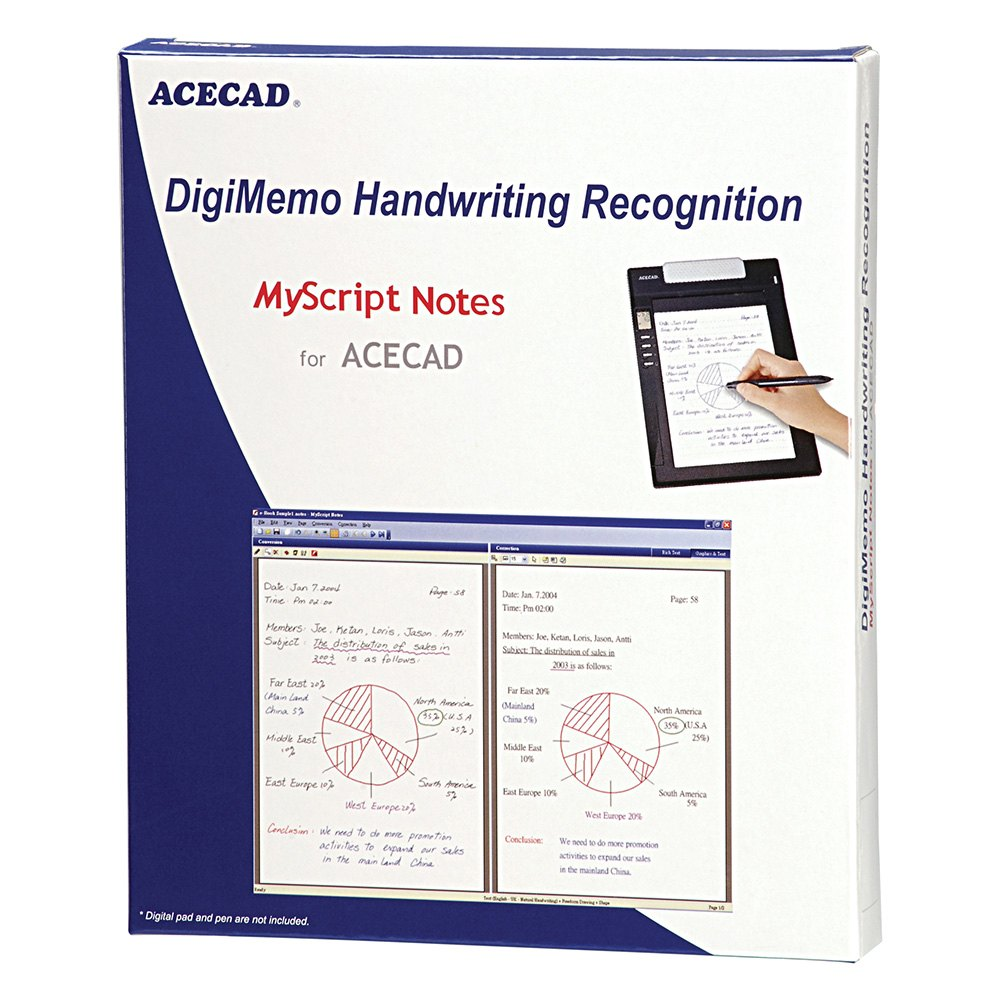 Download free ACECAD DigiMemo Manager for macOS