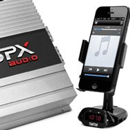 Sondpex® - iPhone Holder Charger with FM Transmitter
