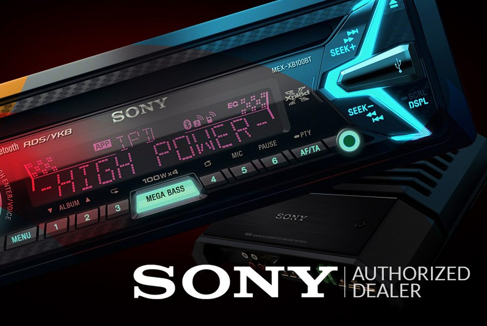 Sony® XAVAX5000 - XAV-AX5000 6 95