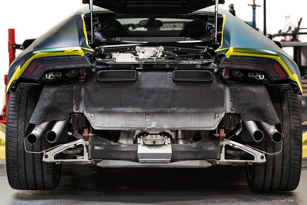 Soul Performance Lam Hur Raceesx Stainless Steel Race Exhaust