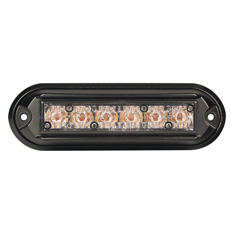 lights warning magnetic hqrp light bar mini led strobe itm amber lighting emergency base