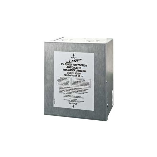 Southwire® 40100 - 50 Amp Automatic Transfer Switch