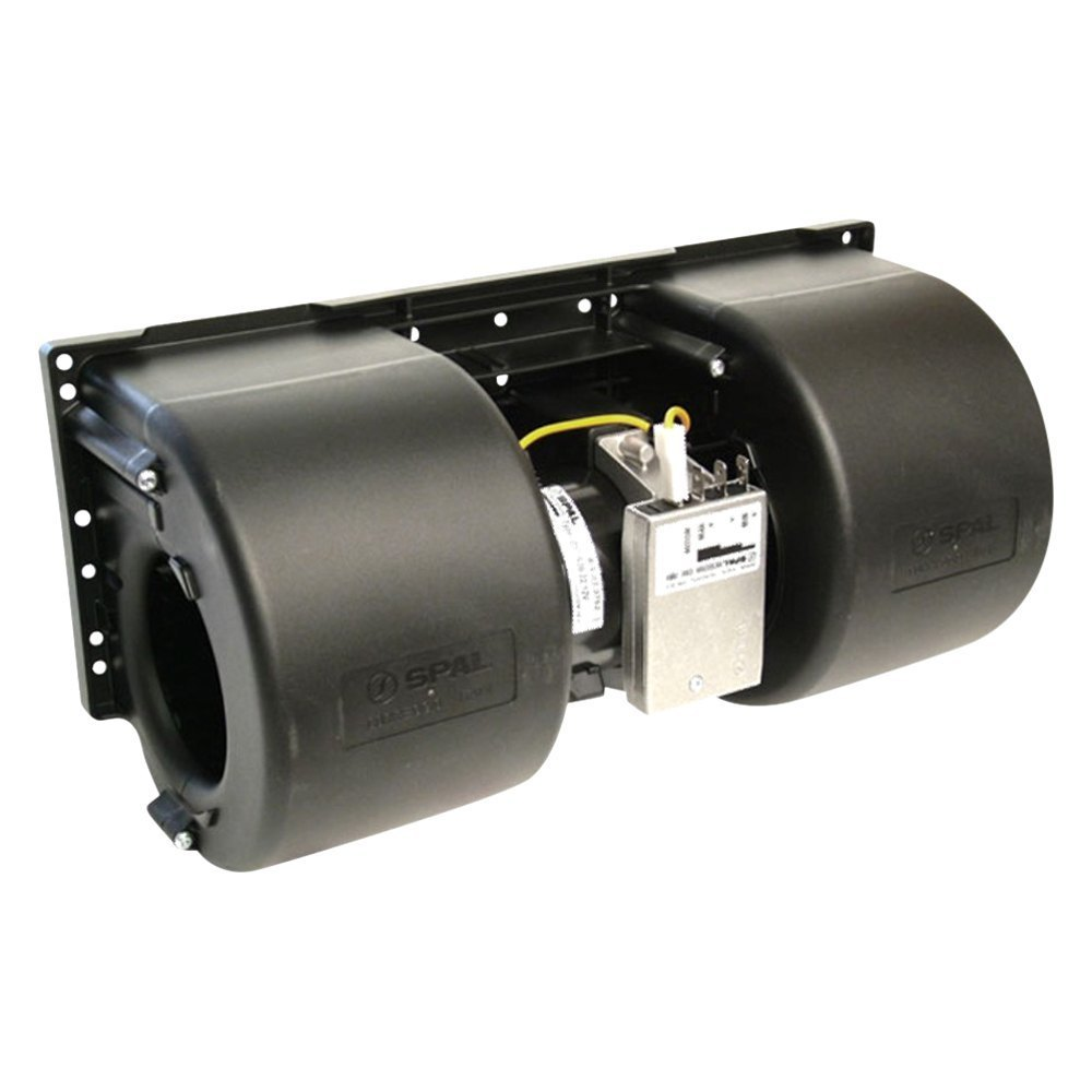 Spal Automotive 30006707 Hvac Blower Motor With 3