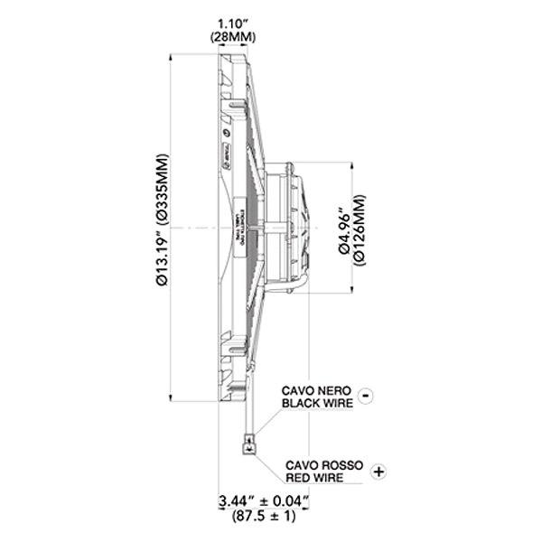 Spal Brushless Fan Wiring Diagram. Cooling Fan Relay Diagram, Spal on damper system, damper control diagram, damper hvac diagram,